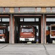 Fire station - Zdjcie stockowe