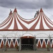 Circus in town — Stock Photo #10960167