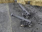 Armas de guerra — Foto de Stock