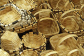 Exposure of baskets — Stock Photo