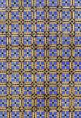 Antique tiles from Portugal — Fotografia Stock