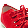 Red Shoes — Stock Photo #10784639