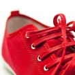 Stock Photo: Red Shoes