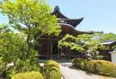 Japanese temple — Stockfoto