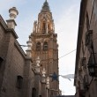 Cathedral of Toledo - Foto Stock