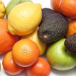 Fruit varied — Stock Photo