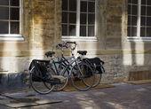 Rowery na ulicy — Zdjęcie stockowe