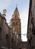 Katedra w toledo — Zdjęcie stockowe