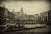 Toledo vintage — Foto Stock