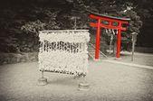 Tori w japonii — Zdjęcie stockowe