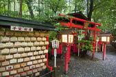 日本的寺院 — 图库照片
