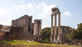 Foro romano, roma — Foto de Stock