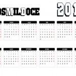 Calendar 2012 — Stock Vector #11225739