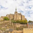 Le Mont Saint Michel,France — Stock Photo