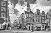 Amsterdam.Black & bianco fotografia — Photo