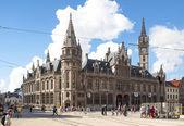City of Ghent, Belgium — Stock Photo