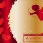 Valentine background — Stock Vector #11331299