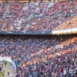 Постер, плакат: Vicente Calderon stadium bleachers Madrid