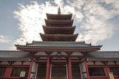 Senso-ji храм, токио — Стоковое фото