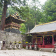 Temple in Nikko — Stock Photo