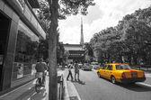 Way to Tokyo Tower — Stock Photo