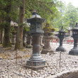 Stock Photo: Temple in Nikko,Japan