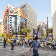Ginza street in Tokyo — Stock Photo #12416186