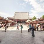 Senso-ji Temple,Tokyo — Stock Photo #12416192