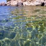 Underwater in the Aegean — Stock Photo #11026594