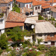 Village on Samos - Stock Photo