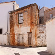 Stock Photo: Buildings on Samos