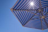 Sunshade — Stock Photo