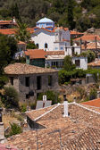 Village on Samos — Stock Photo
