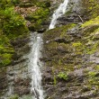 Waterfall in the Thuringian Forest - 图库照片