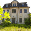 Stock Photo: Abandoned Villa