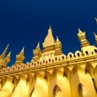 PhThat Luang, Vientiane — Stock Photo #11001466