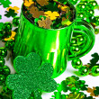 St Paddy's Day Gear - Stock Photo