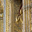Intricate Wat Detail, Grand Palace - Bangkok, Thailand — Stock Photo #11002208