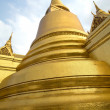 Stock Photo: Golden Chedi, Grand Palace, Bangkok