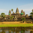 Angkor Wat (2008), Cambodia — Stock Photo