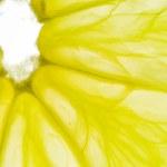 Macro Lime Slice — Stock Photo