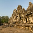 Bayon temple, Angor - Stock Photo