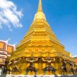 Grand Palace (Wat Phra Kaeo) - Bangkok, Thailand — Stock Photo