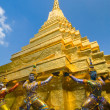 Grand Palace (Wat Phra Kaeo) - Bangkok, Thailand — Stock Photo #11002665
