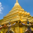 Grand Palace (Wat Phra Kaeo) - Bangkok, Thailand — Stock Photo