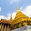 Demon Chedi - Grand Palace, Bangkok - Stock Photo