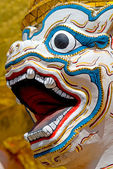 Bankok Grand Palace Demon — Stock Photo