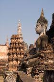 スコータイ, タイで仏 — ストック写真