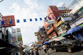 Khao San Road, Bangkok, Thailand — Stock Photo