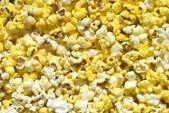 Palomitas de maíz con mantequilla — Foto de Stock